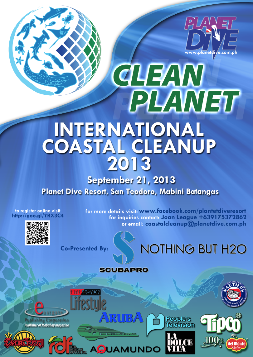 Clean Planet Poster